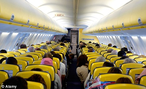 Ryanair Confirms It Will Bring In Charges For On Board