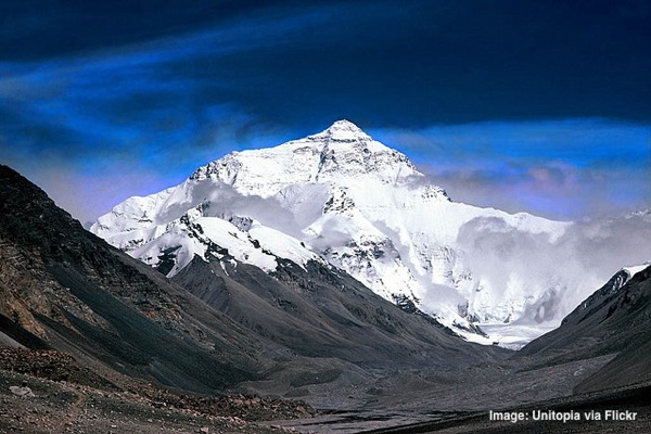 Qomolangma Mount Everest
