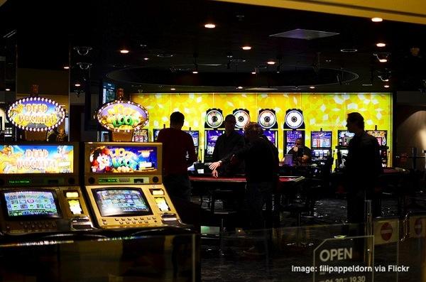 schiphol casino
