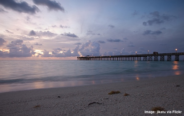 4 sunny isles beach experiences you won 39 t want to miss for Newport pier fishing